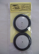 "Golden Age-II Wheels, 3-1/8"" dia., 1 pair"