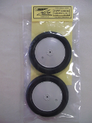 "Golden Age-II Wheels, 3-3/4"" dia., 1 pair"