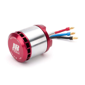 JR Brushless Motor, NHM-40-8P, E6
