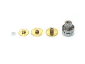 DS21 Servo Gear Set with Ball Bearings