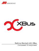 JR XBus Instructional Guide: Component ID Assignment