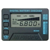BC580 Digital Battery Checker