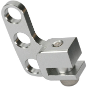 JR Neck Strap Adaptor: Silver