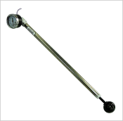 Hand Air Pump W/Gauge