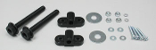 Dubro Heavy Duty Wing Mount Kit 1/4-20
