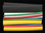 Dubro Heat Shrink Tubing Assort. Pack