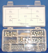 Nylon Insert Lock Nuts Assortment