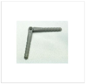 "1/8"" Steel Pin Hinge Points (6) pk"