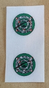 McCauley Prop Logo Decal Set