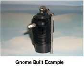 Gnome Cylinder Kit, 1/4 Scale, 1 each