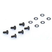 Metal Gear Servo Screws & Washers (6)