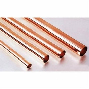 K&S Copper Round Tube - 12""