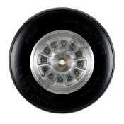 "Robart Aluminum - D-18/C-45 Spoke - 1/4"" Axle"