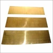 K&S Brass Sheet Metal - 10""