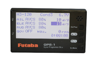 Futaba GPB1 Programming Box