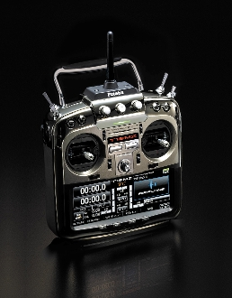 Futaba 18MZH 18-Channel Heli Telemetry Radio System (Helicopter)
