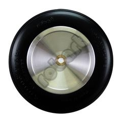 "Robart Aluminum - No Spoke Wheels - 1/4"" Axle"