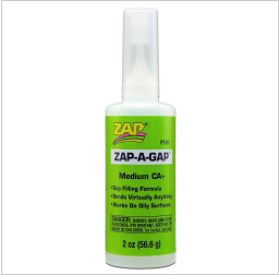 Medium CA+ Gap Filling 2oz Bottle