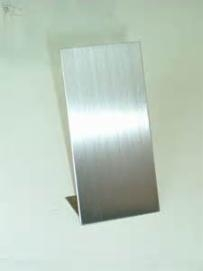 K&S Stainless Steel Sheet - 10""