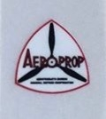 Dry Transfer Decal - Aeroprop Logo